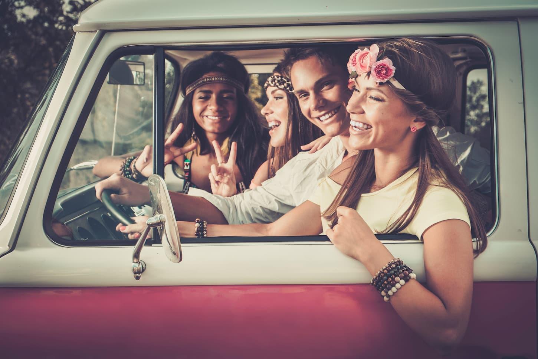 look hippie festival